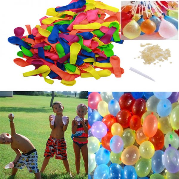 200PCS-Pack-Magic-Balloons-Water-Kids-Toy-Water-Balloons-Bunch-Of-Balloons-For-Children-s-Outdoor